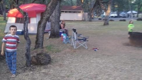 Homeless family of 6