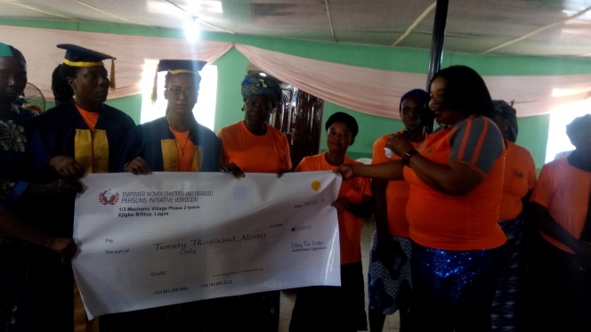 EMPOWER WOMEN, CHILDREN AND DISABLED PERSONS INITIATIVE