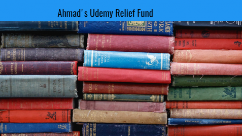 Ahmad's  Udemy Fund