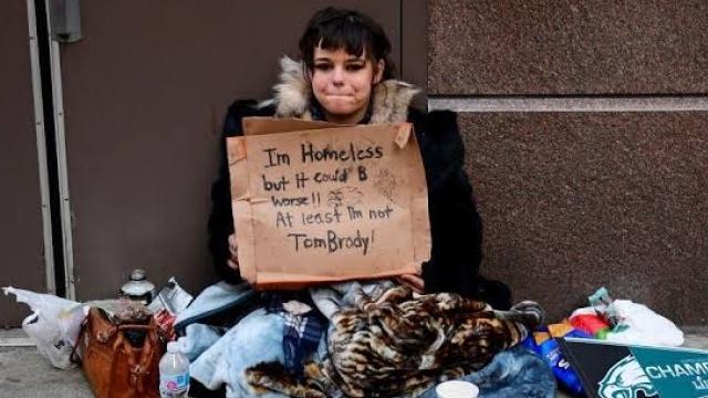 Help the homeless