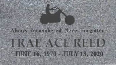 A headstone for my Father