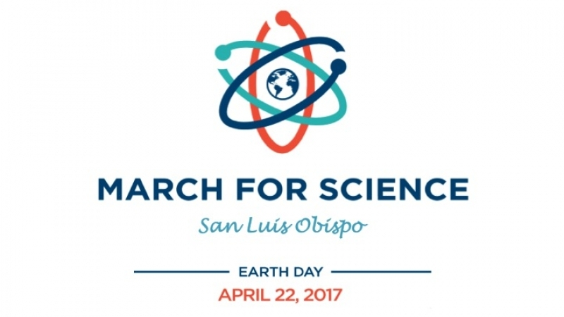 March for Science - San Luis Obispo