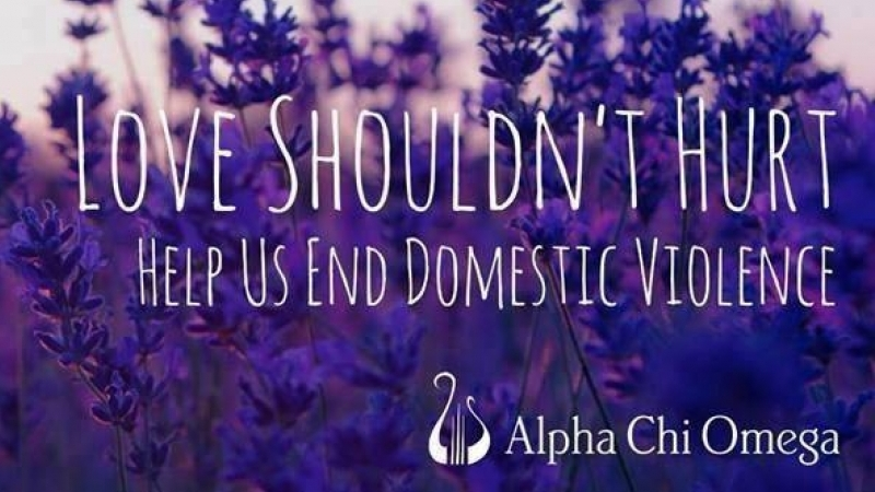 AXO x Dove House Domestic Violence Shelter & Hotline
