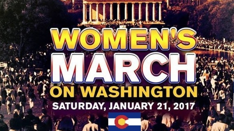 Women's March on Washington-Colorado