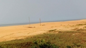 Help build a beach resort in Africa