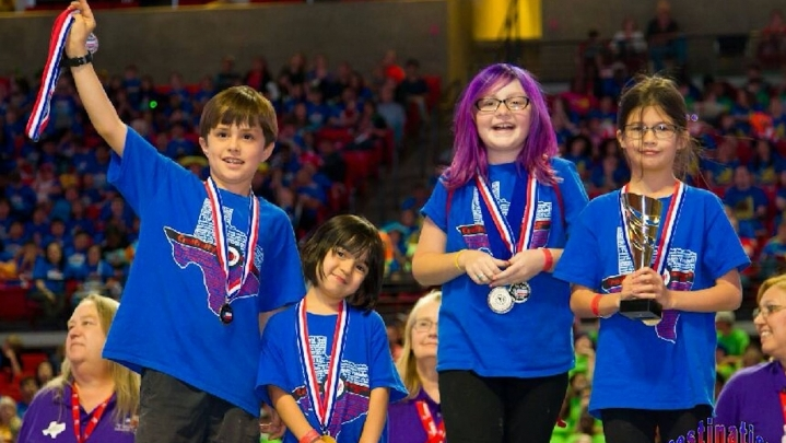 Help Frankie attend Destination Imagination Global Competition in Knoxville