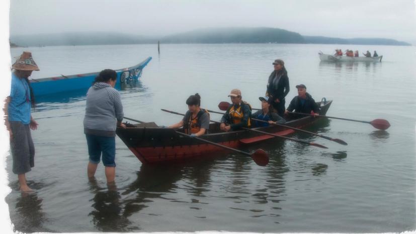 Support Paxiiwovem Canoe Family!